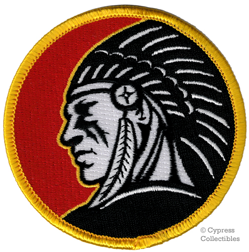 indian chief headdress emblem patch iron on embroidered Cherokee Indian Chief Logo indian chief logo download