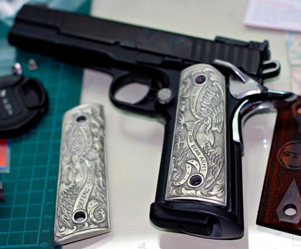 Colt Grips 1911